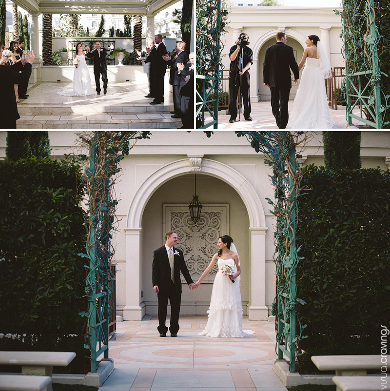 Las Vegas Wedding: Caesars Palace Las Vegas Wedding