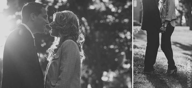 Creative Kleinburg engagement photography Kleinburg - Toronto wedding photographer