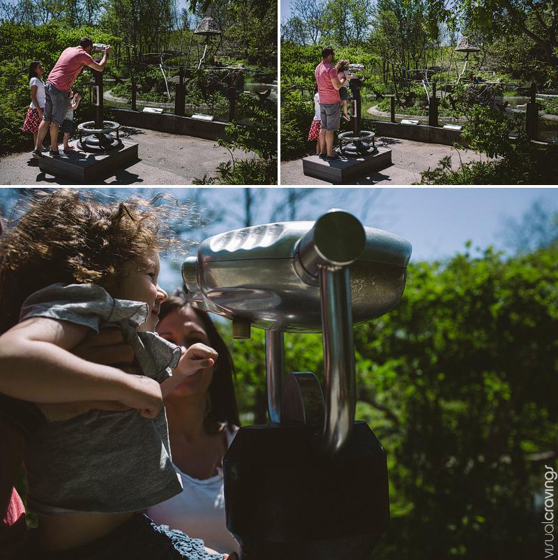 Toronto lifestyle photographer - Family portraits at the Toronto Zoo