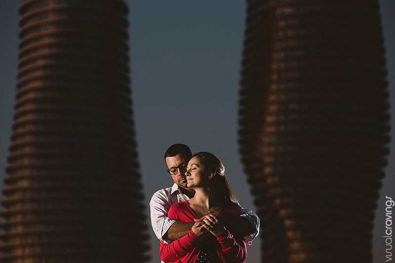 Toronto wedding photographer | Creative engagement photography