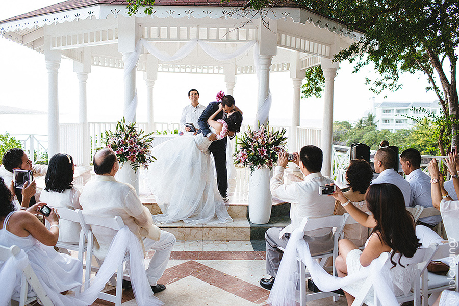 Grand Palladium Lady Hamilton Jamaica Destination Wedding Photographer