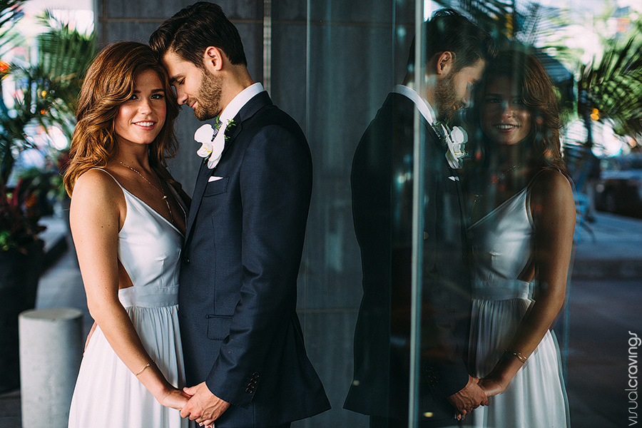 Creative Toronto wedding photography