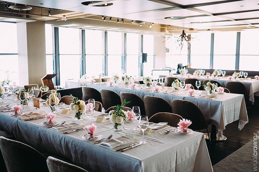 Oliver & Bonacini wedding at Canoe Toronto