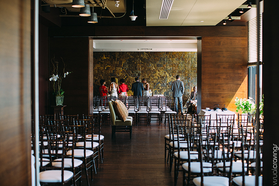 Oliver & Bonacini wedding at Canoe Toronto