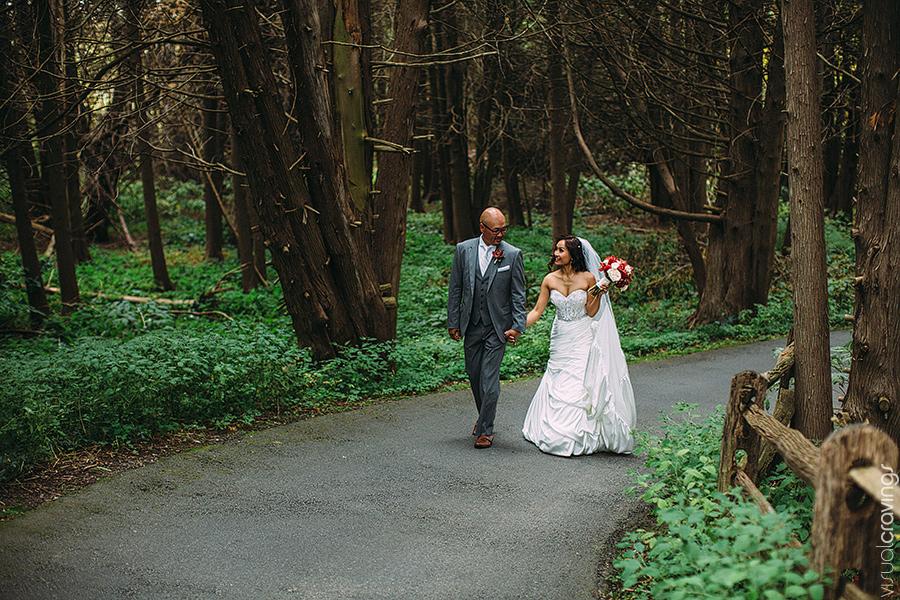 Angus Glen wedding