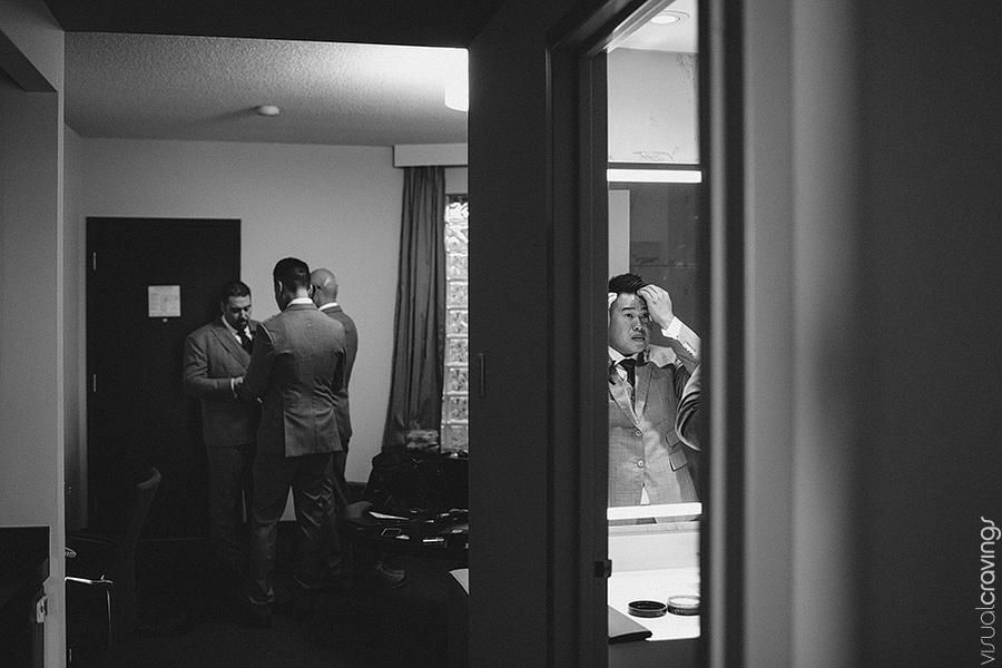 Hilton Suites Markham wedding photography