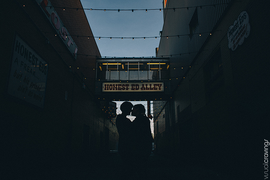 Annex Toronto engagement photography