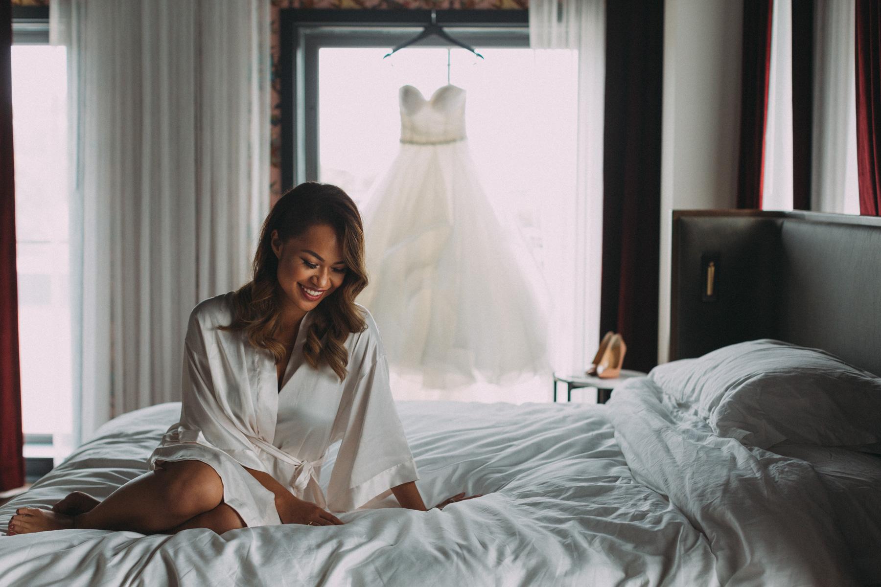 Broadview Hotel Toronto wedding