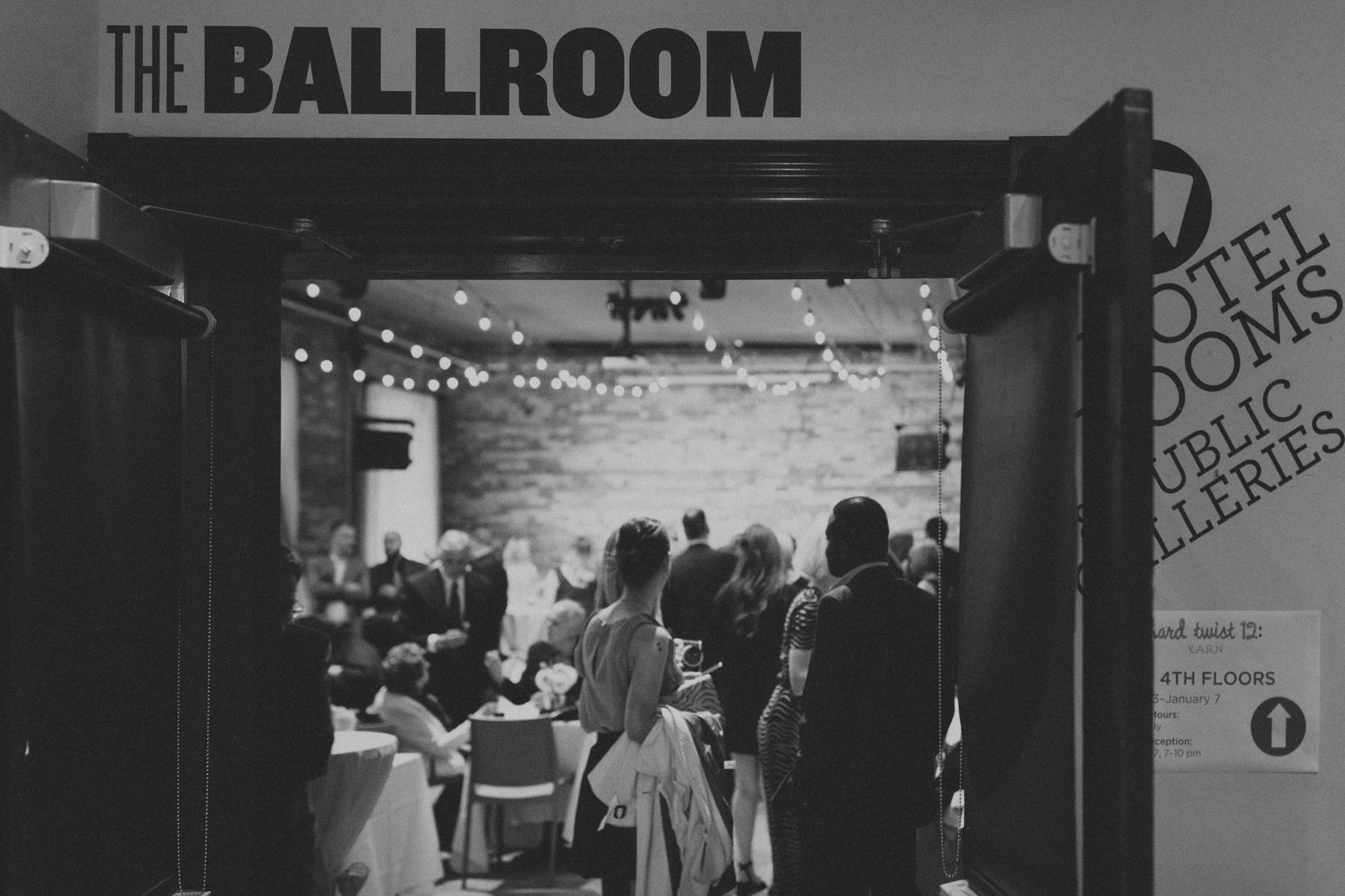 Boutique hotel wedding photography