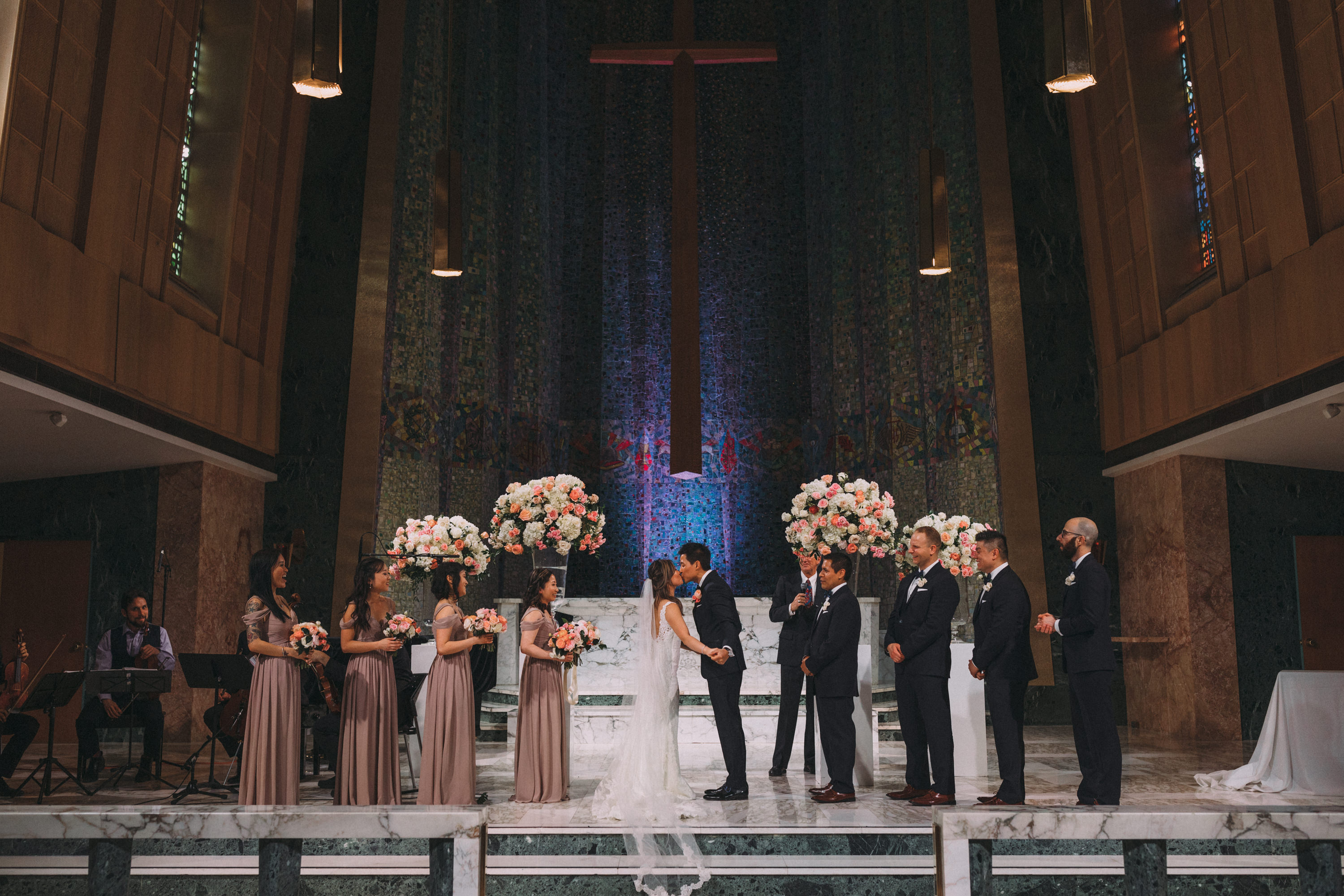 Tyndale University wedding