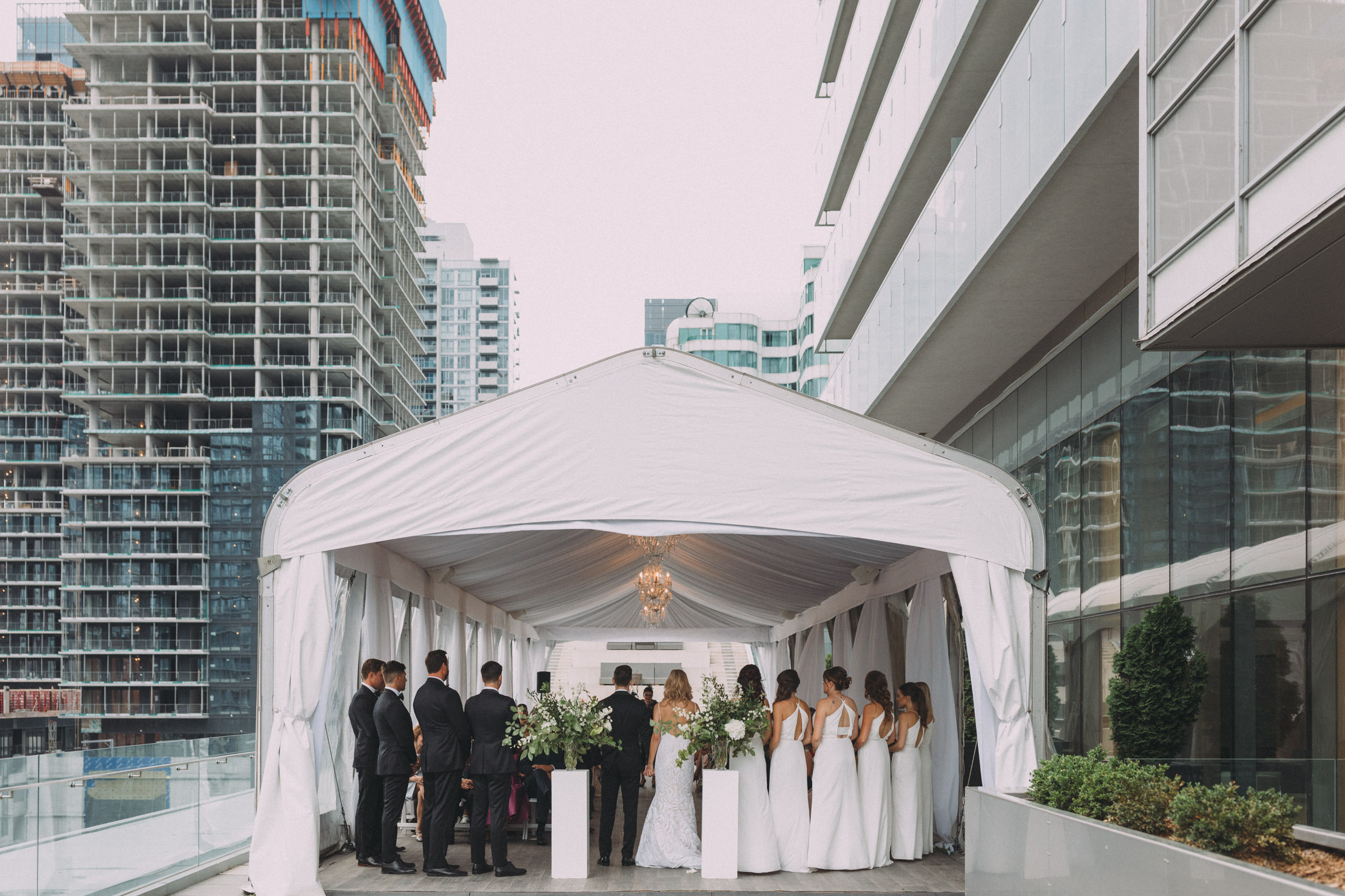Intimate wedding photography Toronto