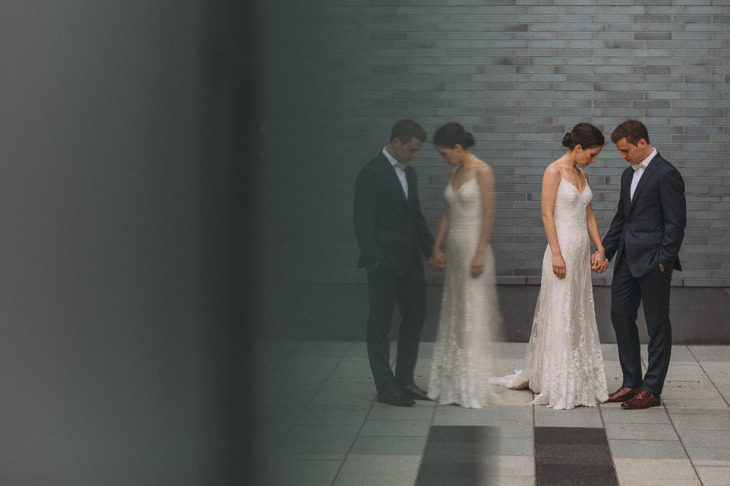 Canary District Toronto wedding photography