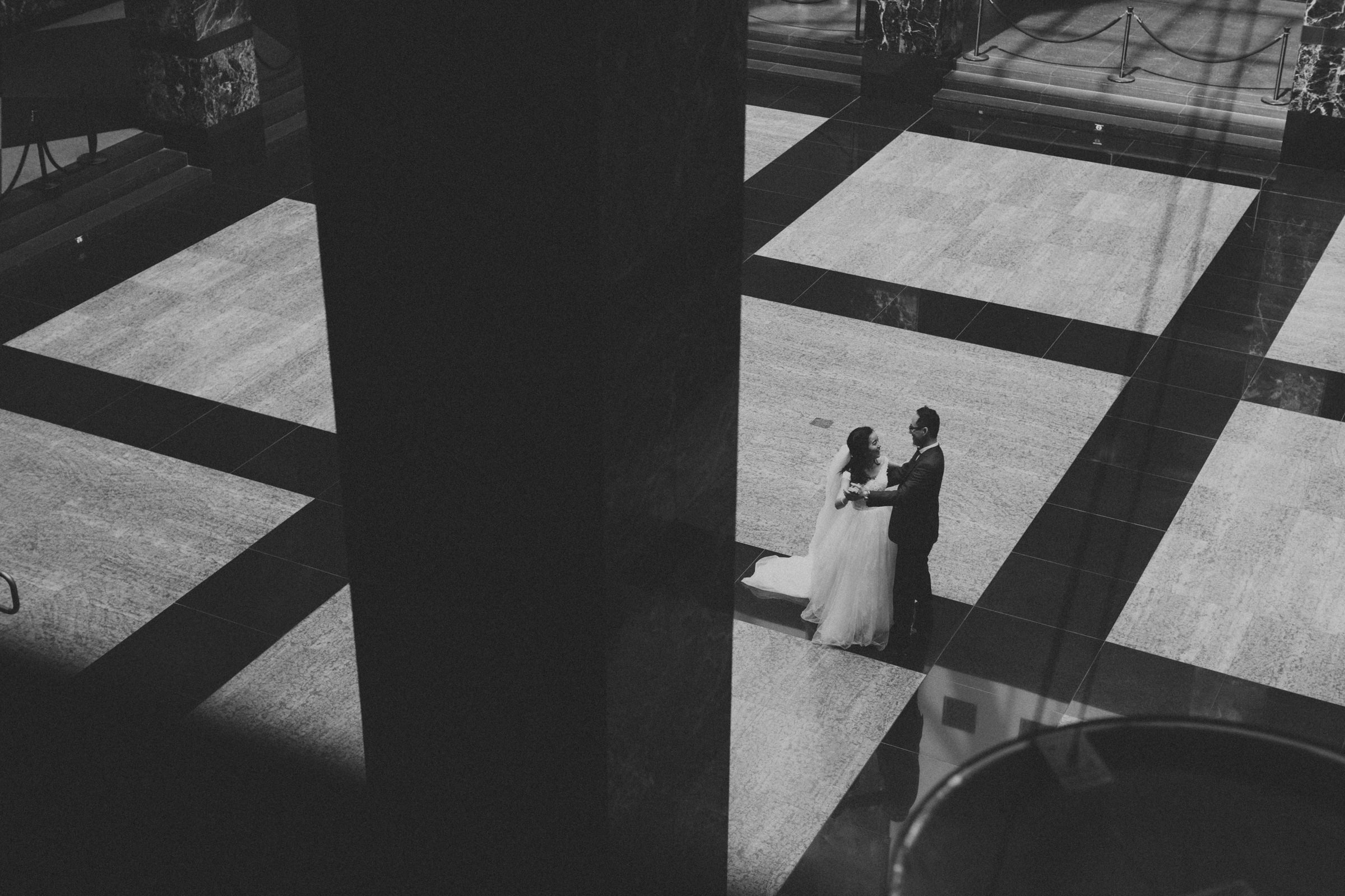 Mississauga civil wedding ceremony